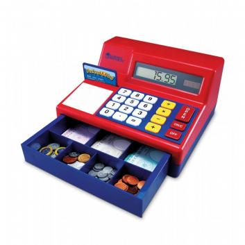 Набор Кассовый аппарат с калькулятором
