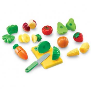 Набор Фрукты и овощи для нарезки