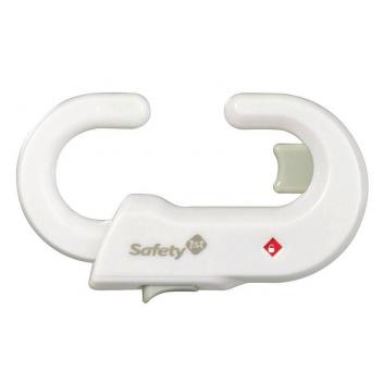 Безопасность, Блокиратор открывания дверей шкафа и ящиков Safety 1st (белый)648859, фото