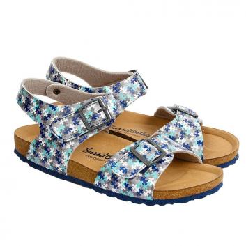 Обувь, Сандалии Sursil-Ortho (синий)641755, фото