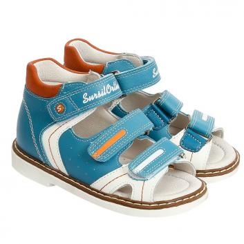 Обувь, Сандалии Sursil-Ortho (бирюзовый), фото