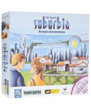 Настольная игра Suburbia Cosmodrome Games