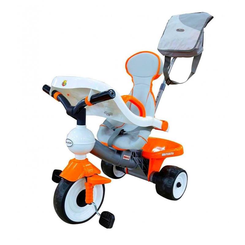 Coloma Велосипед трехколесный Angel DI с игровой панелью