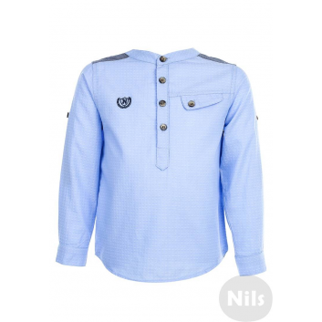 Мальчики, Рубашка NANICA (голубой)606039, фото