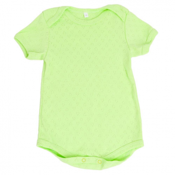 Малыши, Боди Soni Kids (зеленый)648148, фото