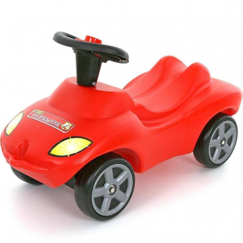 Каталка автомобиль Пожарная команда