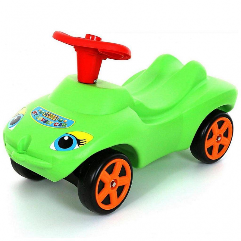 Wader Каталка Мой любимый автомобиль машины wader автомобиль констрак полиция
