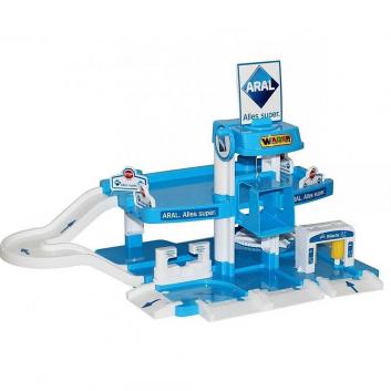 Игрушки, Конструктор Паркинг ARAL-2 Wader 650604, фото