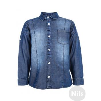 Мальчики, Рубашка NANICA (синий)606055, фото