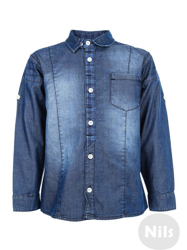 Рубашка NANICA (синий)
