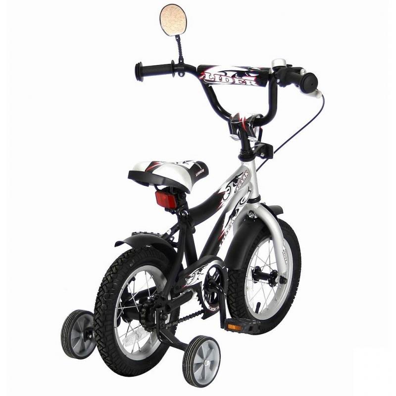 Велосипед двухколесный Lider Shark 12 от Nils