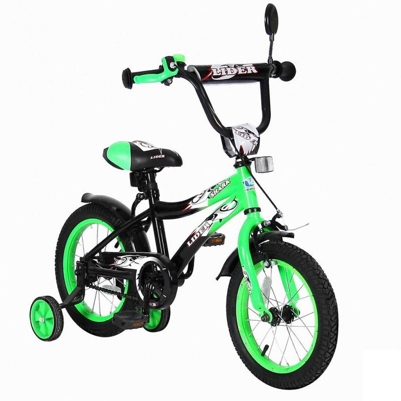 Велосипед двухколесный Lider Shark 14