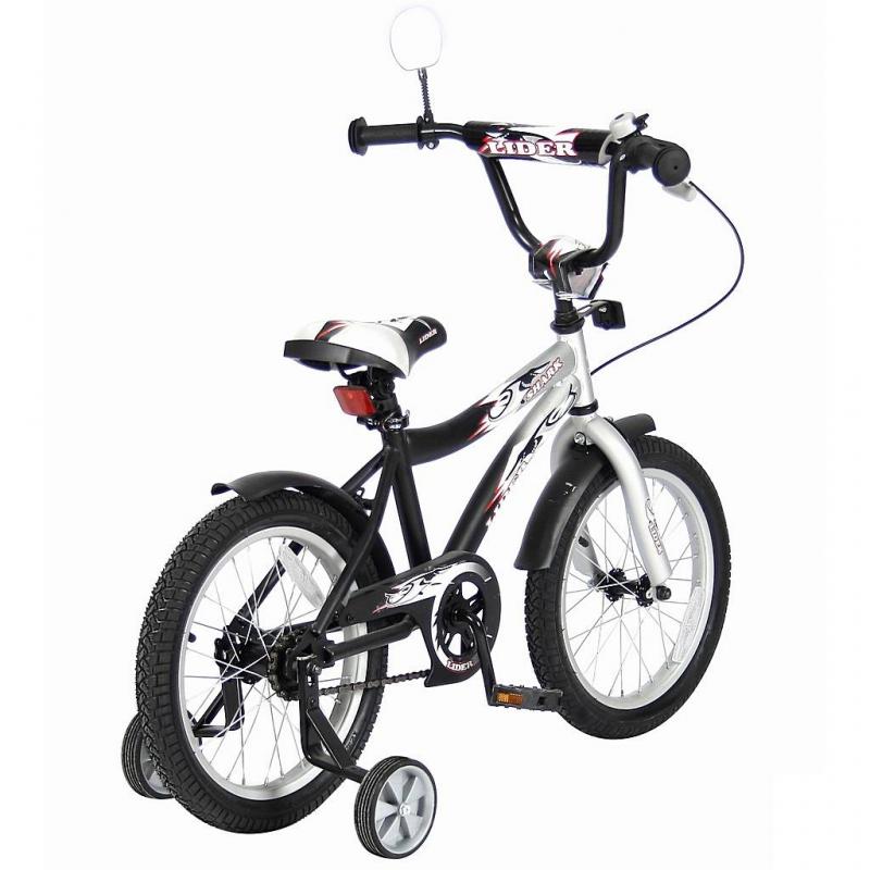 Велосипед двухколесный Lider Shark 14 от Nils