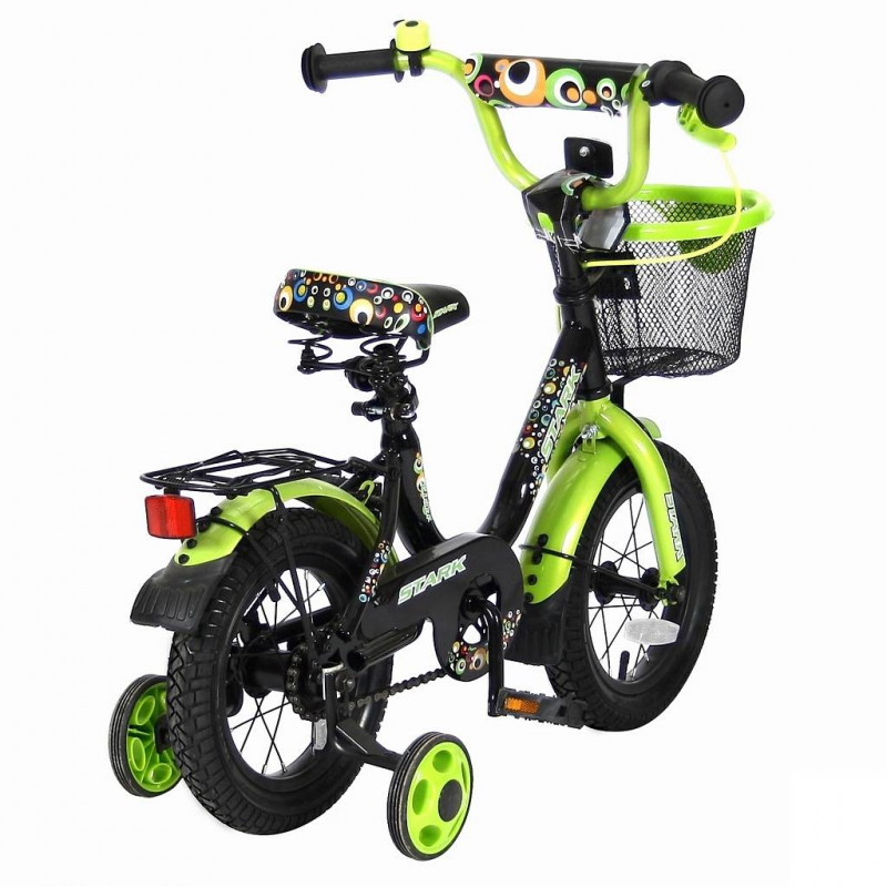 Велосипед двухколесный Lider Stark 12 от Nils
