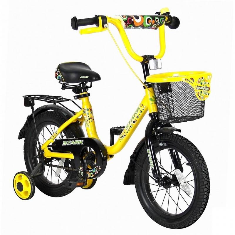 Велосипед двухколесный Lider Stark 14