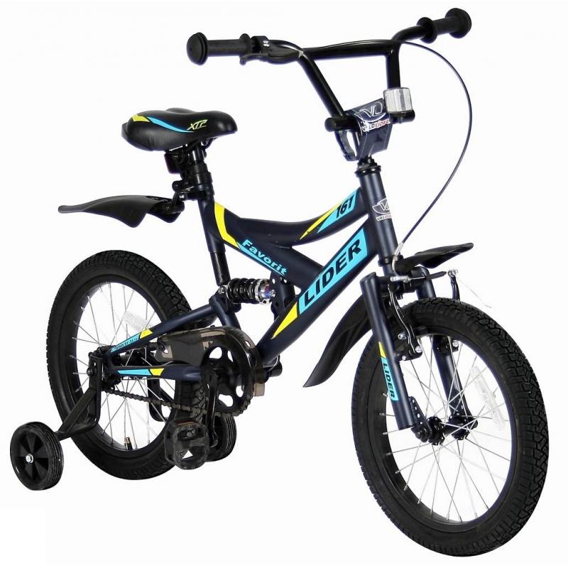 Велосипед двухколесный Matt Lider Favorit 16