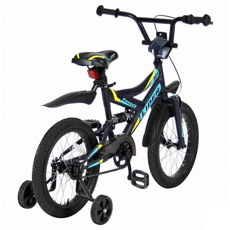 Велосипед двухколесный Matt Lider Favorit 16 от Nils