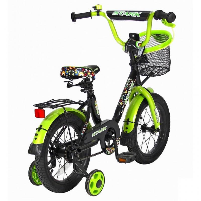 Велосипед двухколесный Lider Stark 14 от Nils