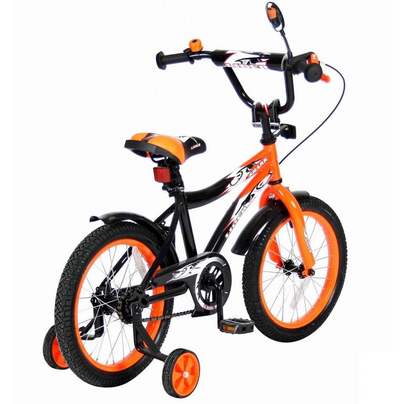 Велосипед двухколесный Lider Shark 16 от Nils