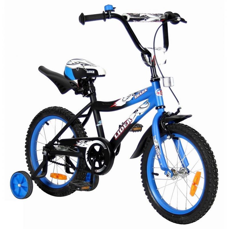 Велосипед двухколесный Matt Lider Shark 16