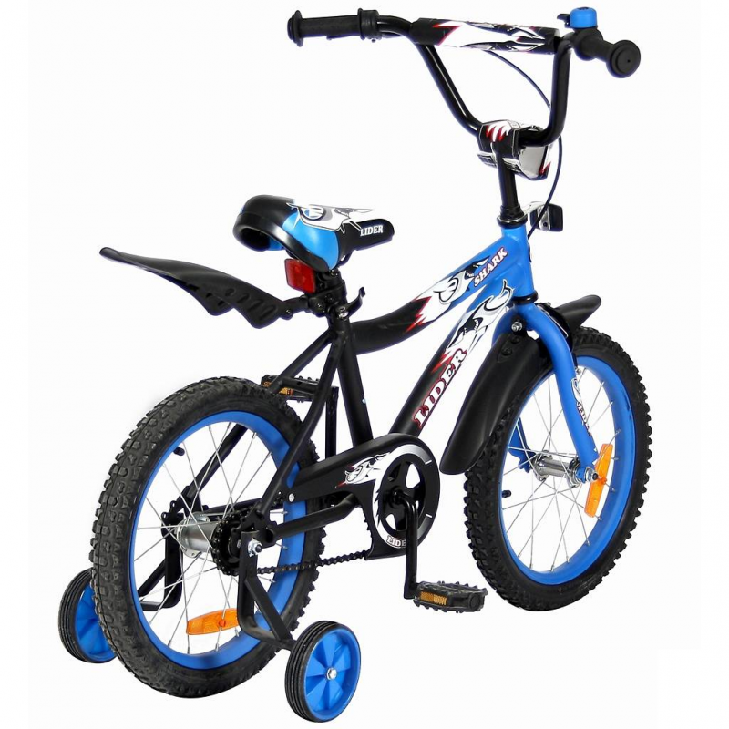 Велосипед двухколесный Matt Lider Shark 16 от Nils