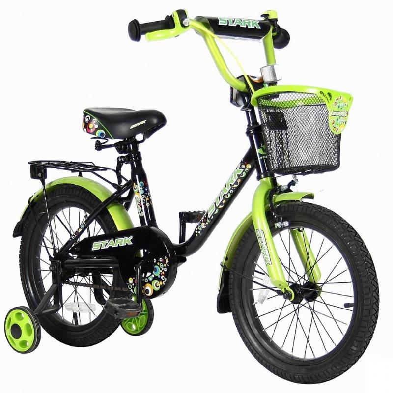 Велосипед двухколесный Lider Stark 16