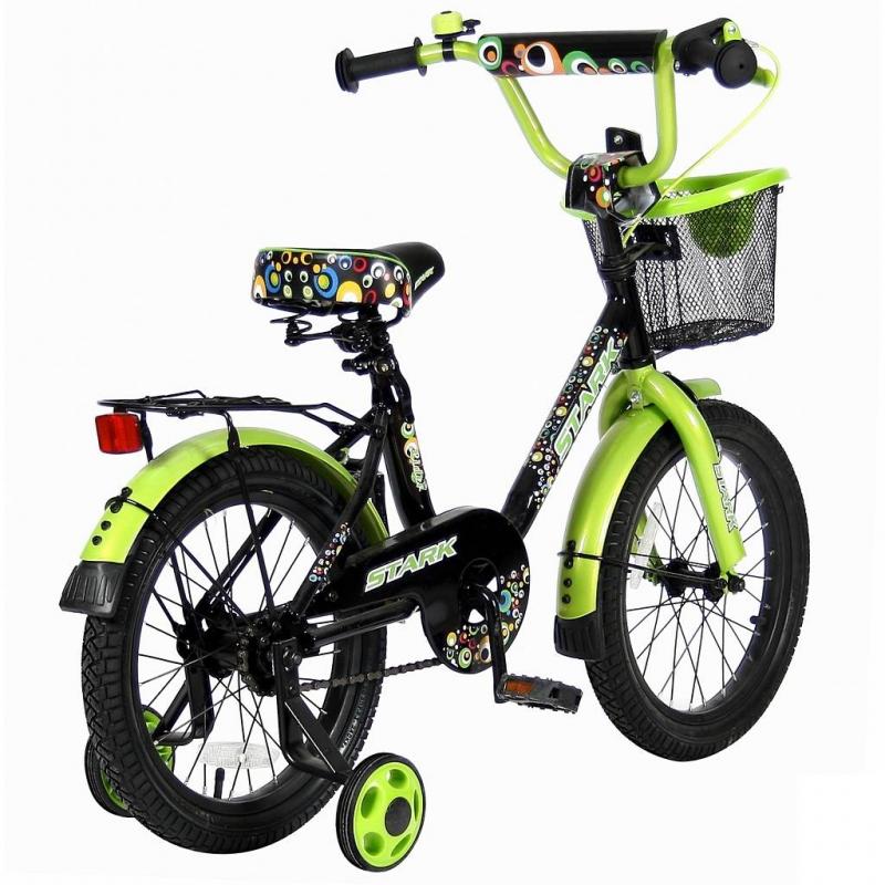 Велосипед двухколесный Lider Stark 16 от Nils