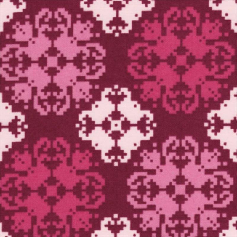 Мастерская Облаков Комплект постельного белья Pixel Rose