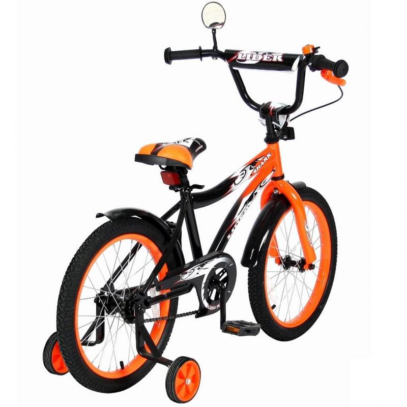 Велосипед двухколесный Lider Shark 18 от Nils