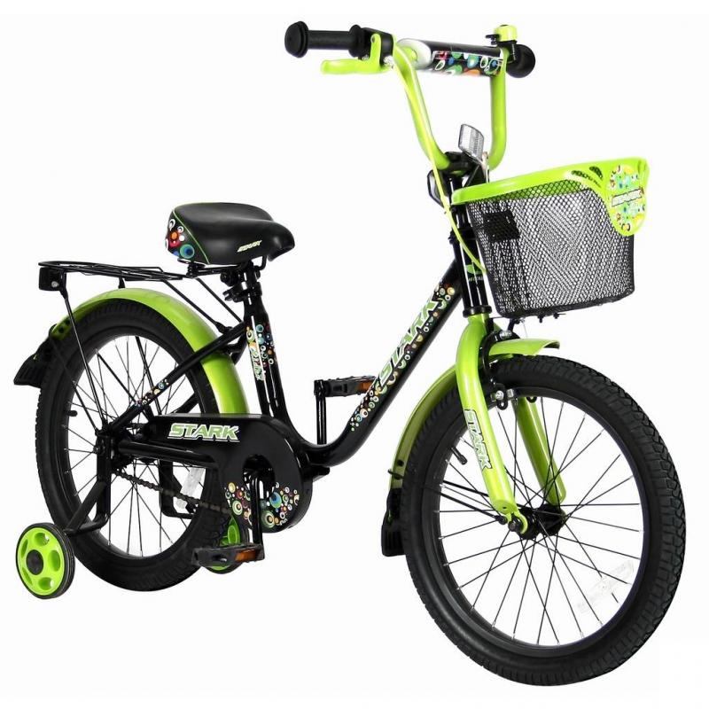 Велосипед двухколесный Lider Stark 18