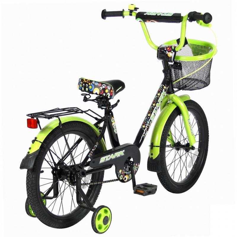 Велосипед двухколесный Lider Stark 18 от Nils