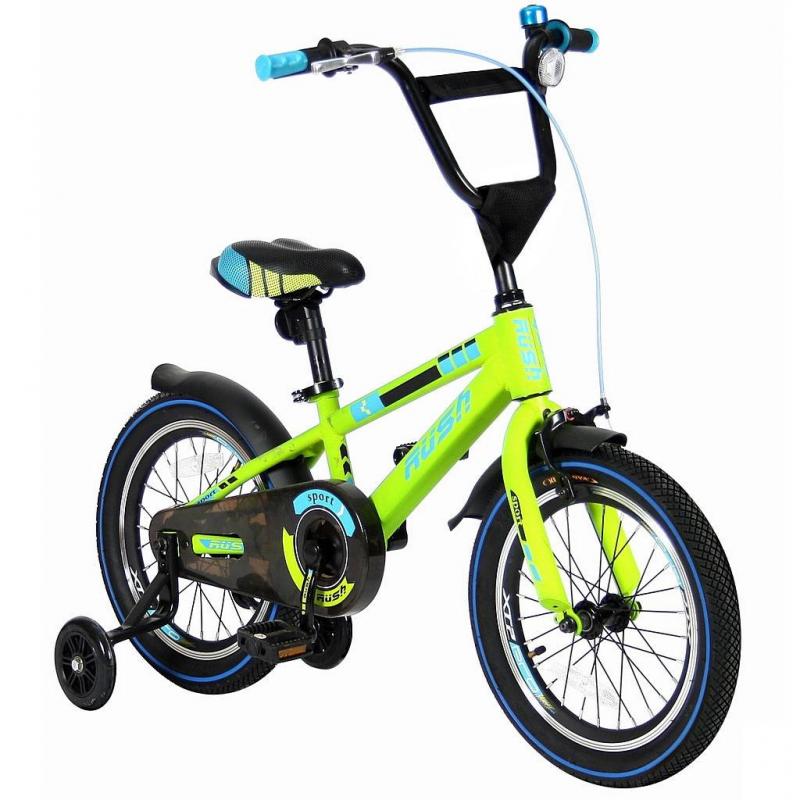 VELOLIDER Велосипед двухколесный Rush Sport 16