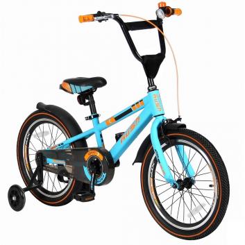 Велосипед двухколесный Rush Sport 18