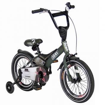 Велосипед двухколесный Rush Army 16