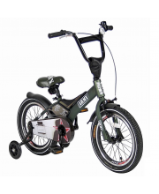 Велосипед двухколесный Rush Army 16 VELOLIDER