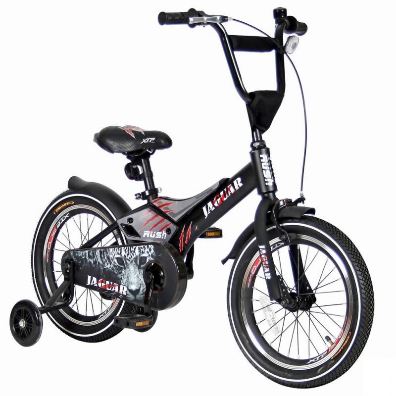 VELOLIDER Велосипед двухколесный Rush Jaguar 16 велосипед velolider rush army 18 ra18 хаки