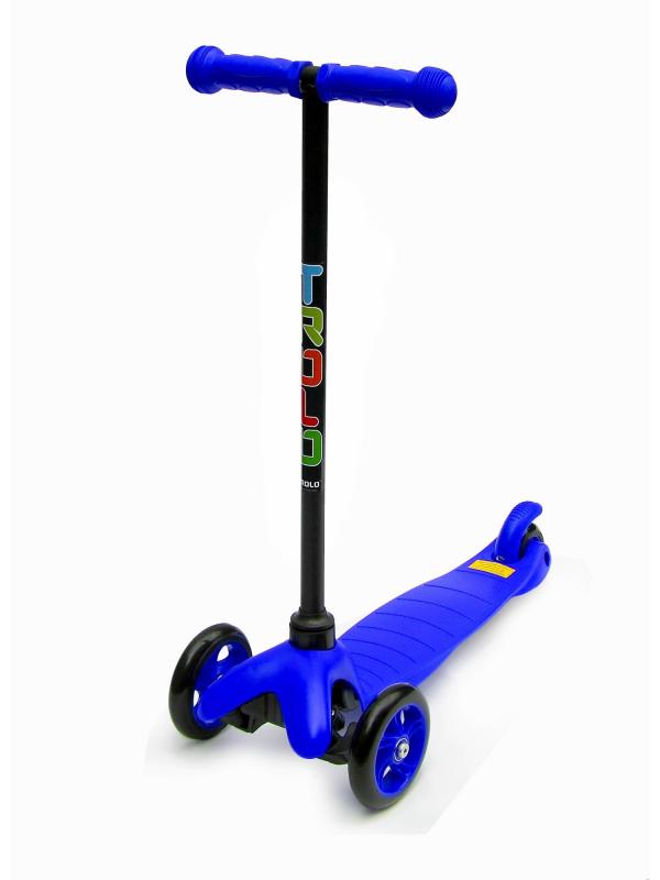 Самокат Mini Trolo (синий)