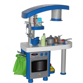 Игрушки, Игровой набор Кухня Eco Coloma 650694, фото