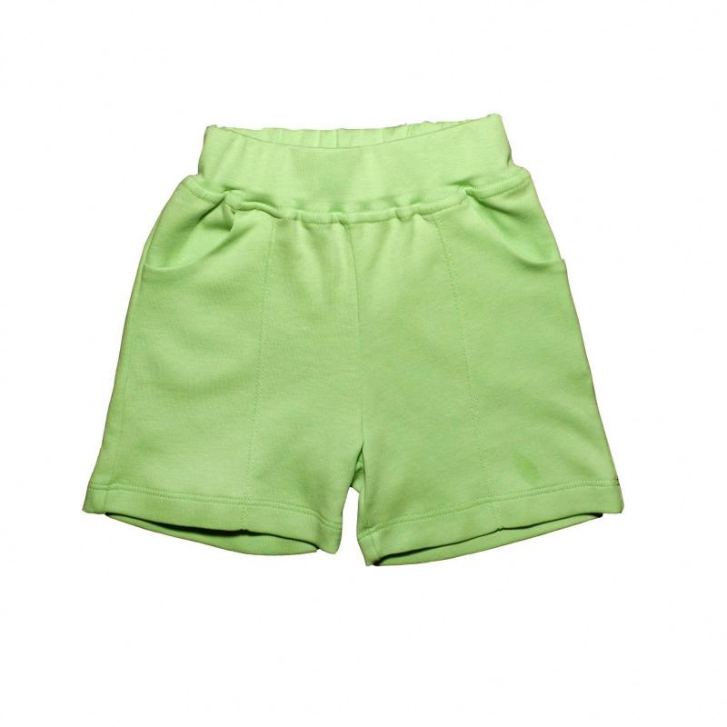 ШортыШортызеленогоцвета марки Мамуляндия для мальчиков.<br>Яркие однотонные шортывыполнены из чистого хлопка и украшенынадписью с названием бренда, а также декоративной строчкой. Модельдополнена удобной широкой резинкой на поясе и небольшими карманами.<br><br>Размер: 2 года<br>Цвет: Зеленый<br>Рост: 92<br>Пол: Для мальчика<br>Артикул: 676672<br>Страна производитель: Россия<br>Сезон: Весна/Лето<br>Состав: 100% Хлопок<br>Бренд: Россия