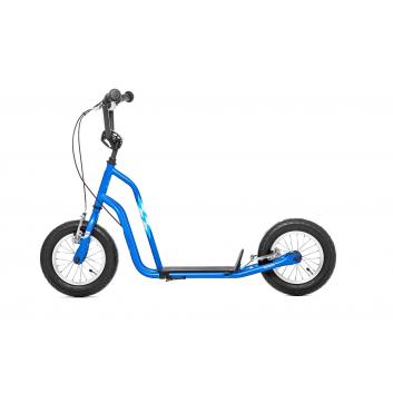 Спорт и отдых, Самокат Wzoom YEDOO (голубой)677161, фото