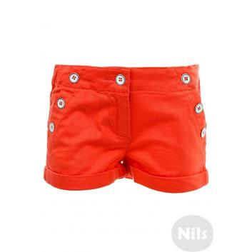 Девочки, Шорты BIMBALINA (оранжевый)607031, фото