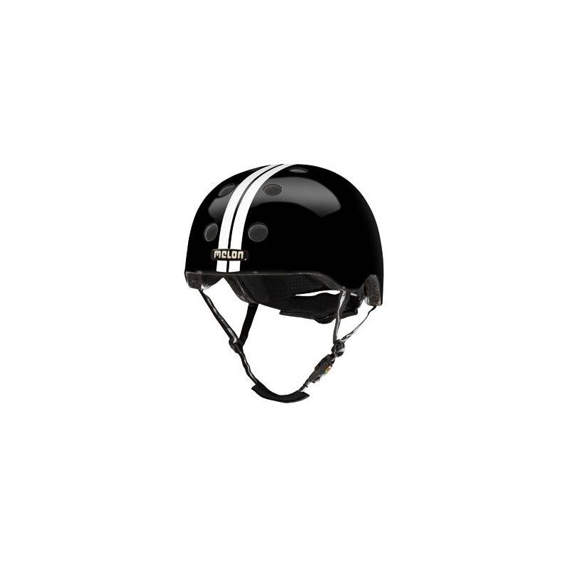 Шлем Straight White BlackШлем Straight White Black белогоцвета марки Melon.<br>Шлем обладает рядом важных преимуществ:- Внутри шлема расположены съемные прокладки Coolmax. Они изготовлены из мягкого пенообразующего материала, что обеспечивает отличный влагообмен и гигиеническую чистоту, т.к. прокладки можно стирать при 30°С.- Шлем оснащен запатентованной системой вентиляции MACS Melon, которая состоит из воздушных каналов и 12 вентиляционных отверстий.- Для безопасной и удобной посадки шлема используется запатентованная система Spin Dial. Она представляет собой кольцо и направляющие, с помощью которых происходит идеальная регулировка посадки. Система съемная.- Внутренняя оболочка сочетает в себе повышенную ударопрочность и вместе с тем суперлегкость. Шлем оснащен интегрированными ремнями, обладающими высокой прочностью при растяжении.- Запатентованная магнитная пряжка Fidlock позволяет с легкостью застегнуть ремни шлема одной рукой.- Вес шлема 250 грамм (*без съемной системы Spin Dial).- Высокая степень безопасности достигается также при помощи светоотражающих вставок в ремнях, стикерах и логотипах на поверхности шлема.<br>Размеры:S – окружность головы 46-52 см.L – окружность головы 52-58 см.XXL – окружность головы 58-63 см.<br><br>Цвет: Белый<br>Размер: Без размера<br>Пол: Не указан<br>Артикул: 677246<br>Бренд: Германия<br>Страна производитель: Китай