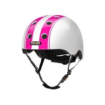 Шлем Double Pink White