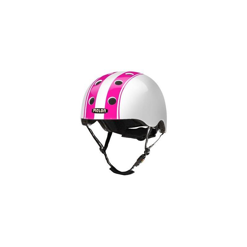 Melon Шлем Double Pink White