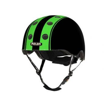 Спорт и отдых, Шлем Double Green Black Melon (зеленый)677257, фото
