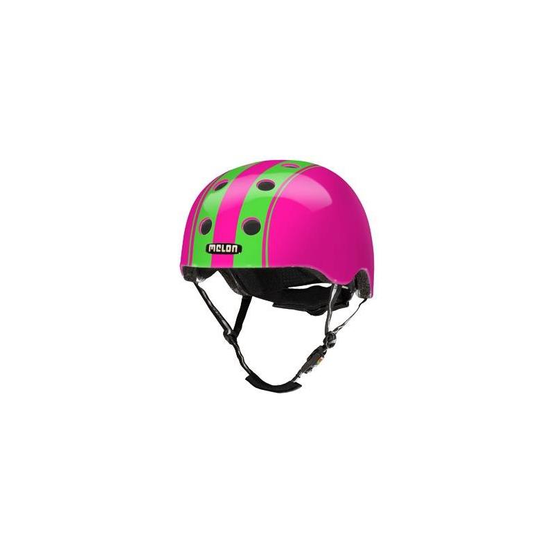 Шлем Double Green Pink