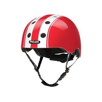 Спорт и отдых, Шлем Double White Red Melon (красный)677267, фото