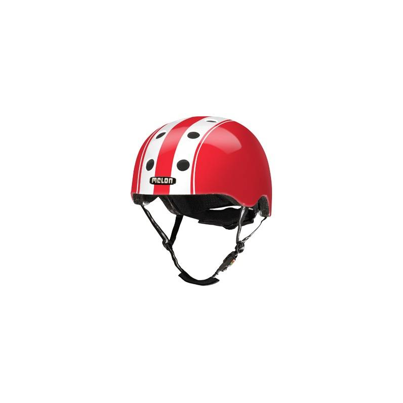 Шлем Double White RedШлем DoubleWhite Redкрасногоцвета марки Melon.<br>Шлем обладает рядом важных преимуществ:- Внутри шлема расположены съемные прокладки Coolmax. Они изготовлены из мягкого пенообразующего материала, что обеспечивает отличный влагообмен и гигиеническую чистоту, т.к. прокладки можно стирать при 30°С.- Шлем оснащен запатентованной системой вентиляции MACS Melon, которая состоит из воздушных каналов и 12 вентиляционных отверстий.- Для безопасной и удобной посадки шлема используется запатентованная система Spin Dial. Она представляет собой кольцо и направляющие, с помощью которых происходит идеальная регулировка посадки. Система съемная.- Внутренняя оболочка сочетает в себе повышенную ударопрочность и вместе с тем суперлегкость. Шлем оснащен интегрированными ремнями, обладающими высокой прочностью при растяжении.- Запатентованная магнитная пряжка Fidlock позволяет с легкостью застегнуть ремни шлема одной рукой.- Вес шлема 250 грамм (*без съемной системы Spin Dial).- Высокая степень безопасности достигается также при помощи светоотражающих вставок в ремнях, стикерах и логотипах на поверхности шлема.<br>Размеры:S – окружность головы 46-52 см.L – окружность головы 52-58 см.XXL – окружность головы 58-63 см.<br><br>Цвет: Красный<br>Размер: Без размера<br>Пол: Не указан<br>Артикул: 677267<br>Бренд: Германия<br>Страна производитель: Китай