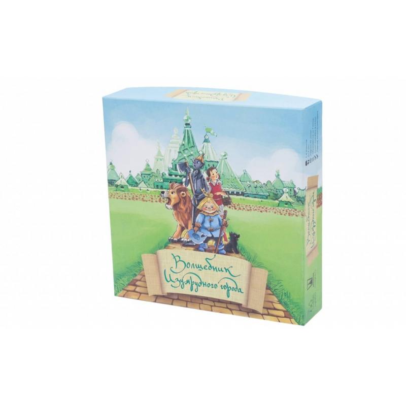 Magellan Настольная игра Волшебник Изумрудного города magellan magellan настольная игра время валеры