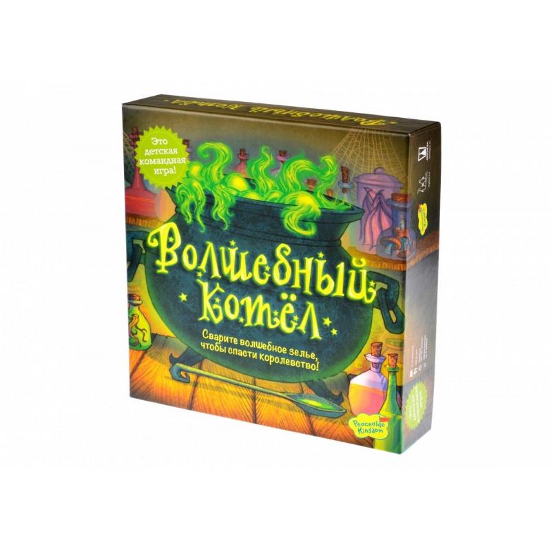 Magellan Настольная игра Волшебный котел
